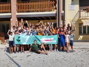 Campo Estivo Tramonti 2018